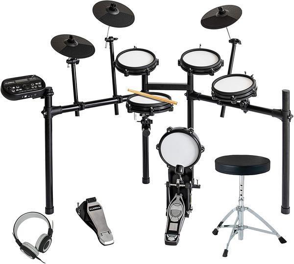LAGRIMA LAG-710 Mesh Kit - 5-Piece Electronic Drum Set