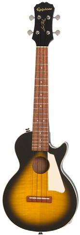 Epiphone Les Paul Acoustic-Electric Tenor Ukulele