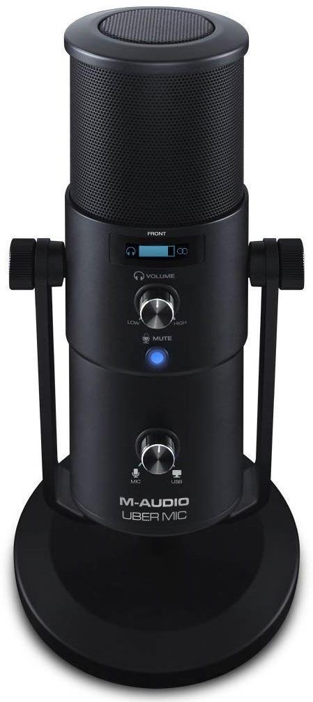 M-Audio Uber Mic USB Microphone