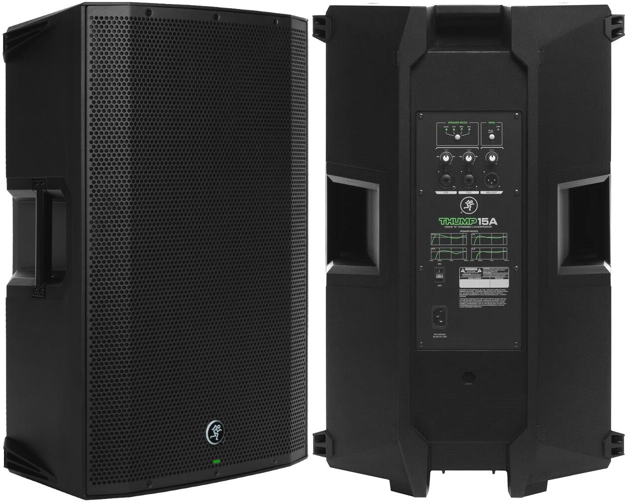 """Mackie Thump15A Powered Speaker 15"""" - 1300W"""