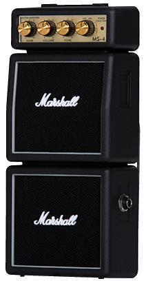 Marshall MS-4 Micro Stack Guitar Amp