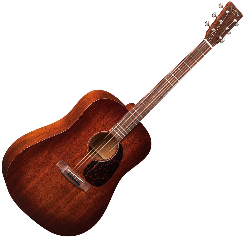 Martin D-15M Burst Acoustic Guitar