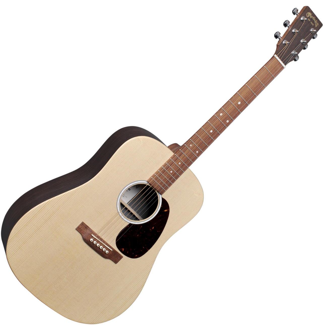 Martin D-X2E Acoustic Electric Guitar