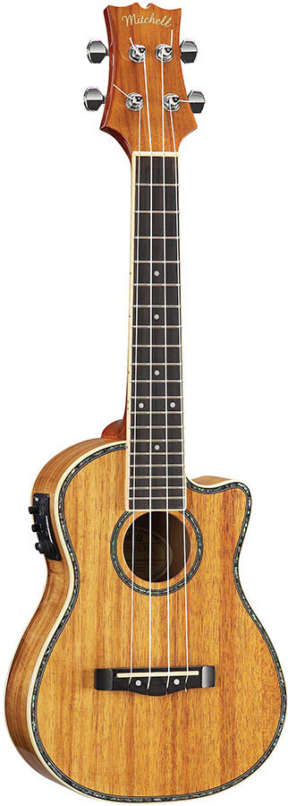 Mitchell MU100CE Concert Acoustic-Electric Ukulele