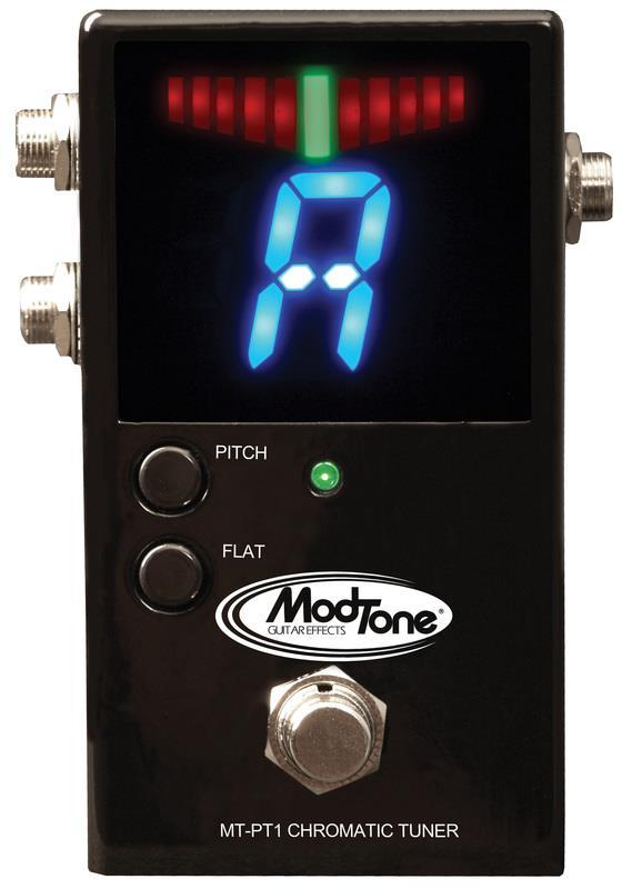 Modtone MT-PT1 Chromatic Tuner Pedal
