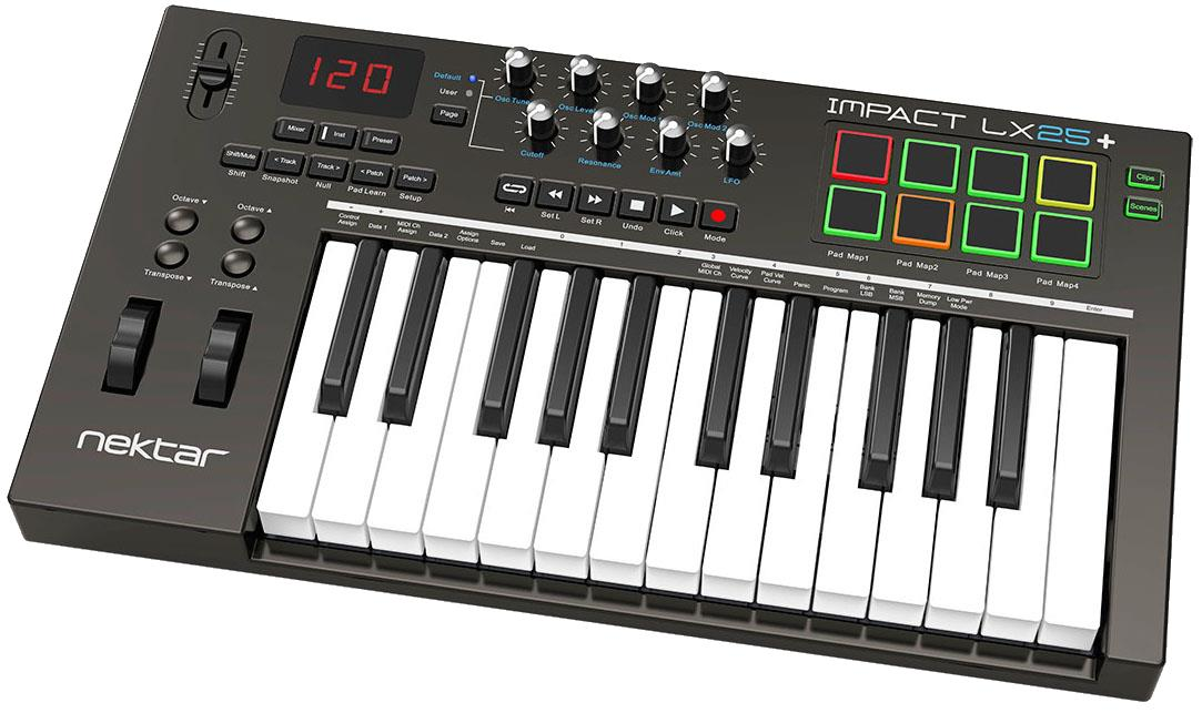 The Best 25 Key MIDI Controller Keyboards - Sep 2018 | Gearank