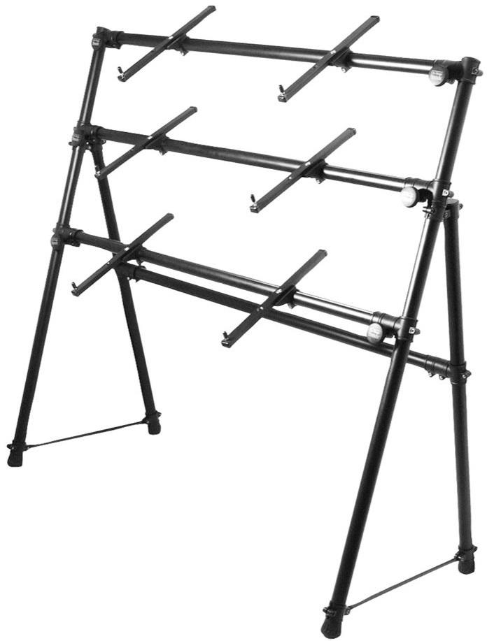 the best keyboard stands from 25 to 360 2018 gearank How a Spline Works on stage ks7903 3 tier a frame keyboard stand