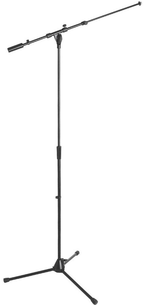 On-Stage MS9701TB+ Heavy-Duty Telescoping Boom Mic Stand