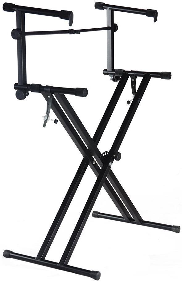 PartySaving APL1158 2 Tier Keyboard Stand