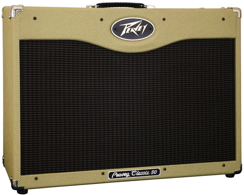 Peavey Classic 50 212 II Tube Combo Guitar Amp 50W 2x12