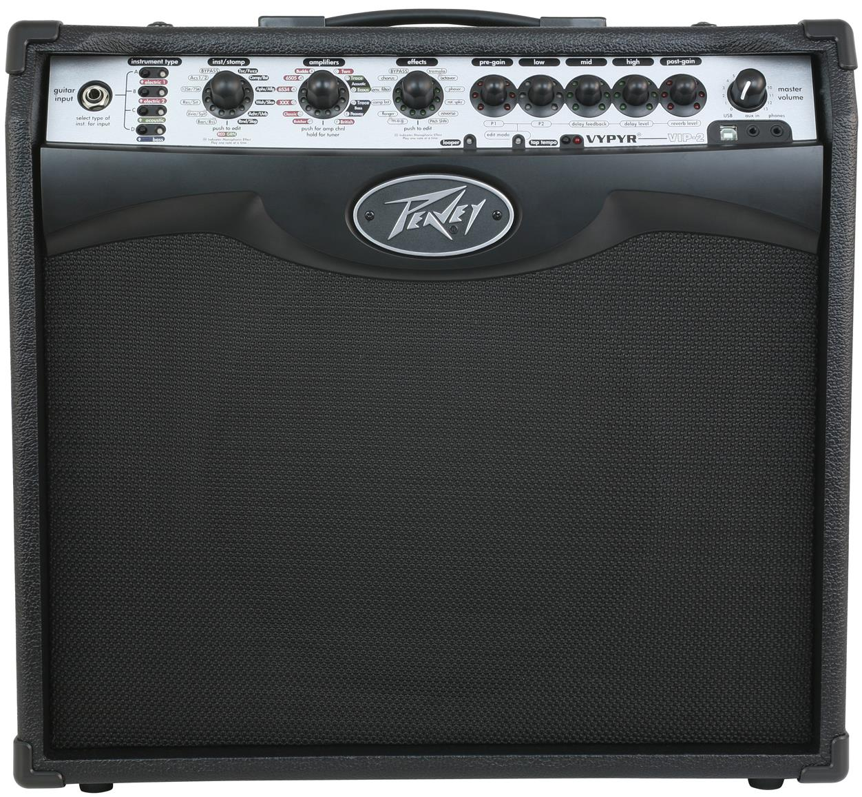 Peavey VYPYR VIP 2 Guitar Amplifier 40W