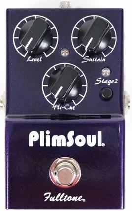 Fulltone PlimSoul Overdrive/Distortion Pedal