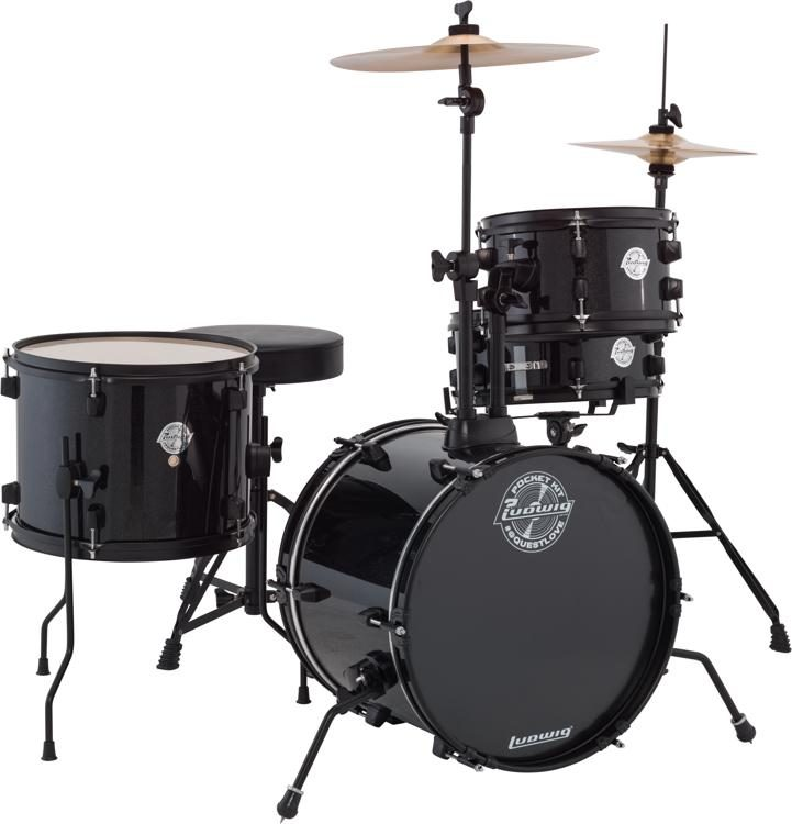 The Best Junior Drum Sets For Kids - A Guide For Grown-Ups