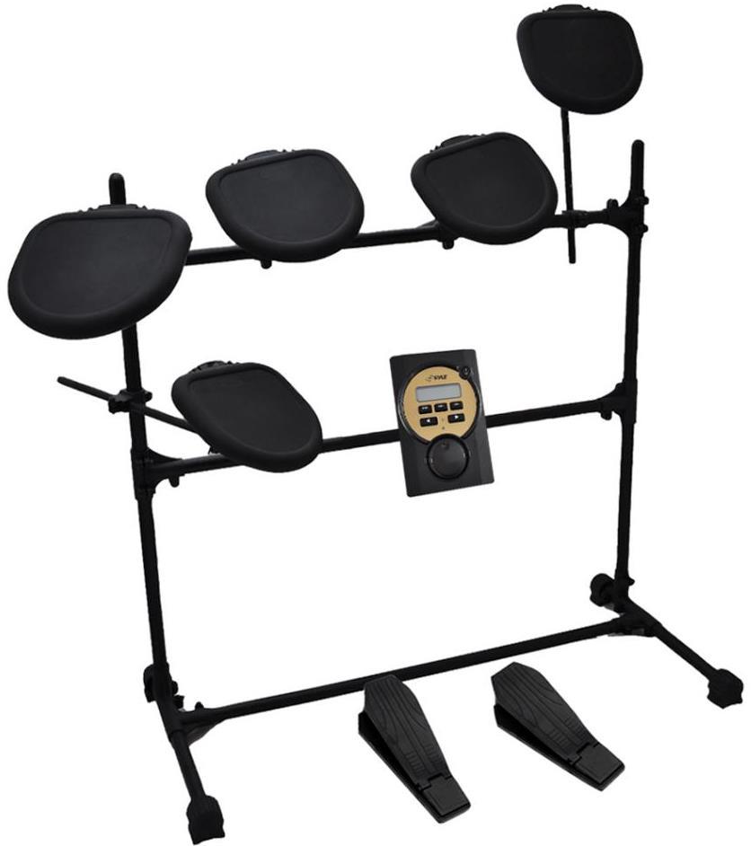 Pyle Pro PED041 Electronic Drum Set