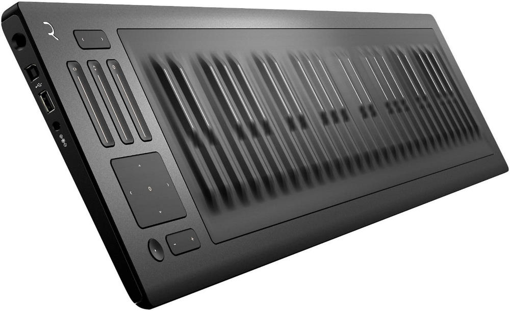 ROLI Seaboard Rise 49 49-Key MIDI Controller Keyboard