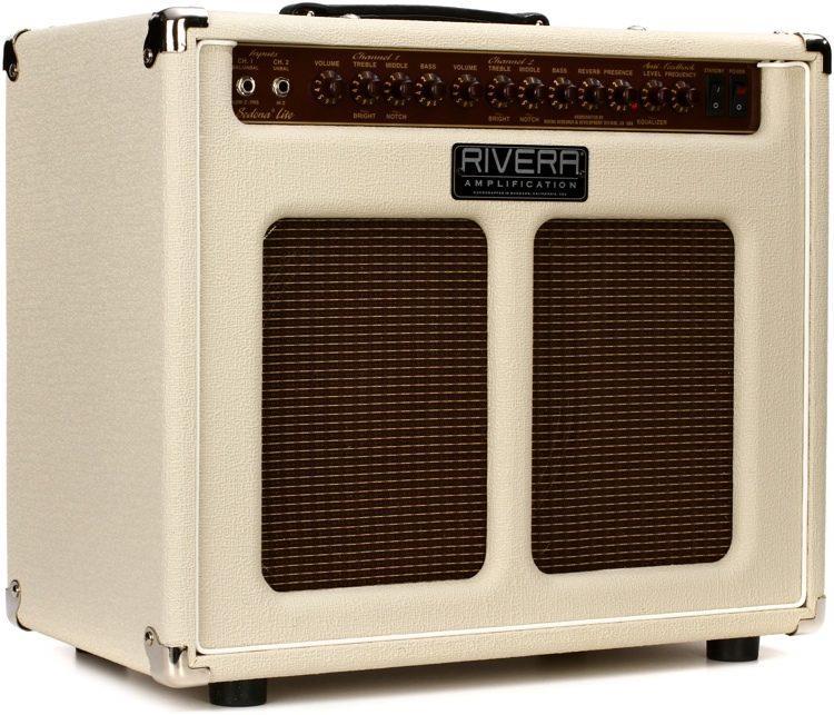 Rivera Sedona Lite 55 Watt Combo Tube Acoustic Guitar Amp