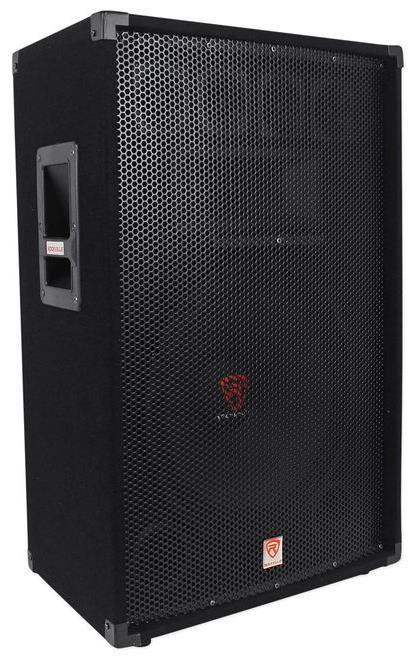 "Rockville RSG15 15"" 3-Way Passive PA Speaker"