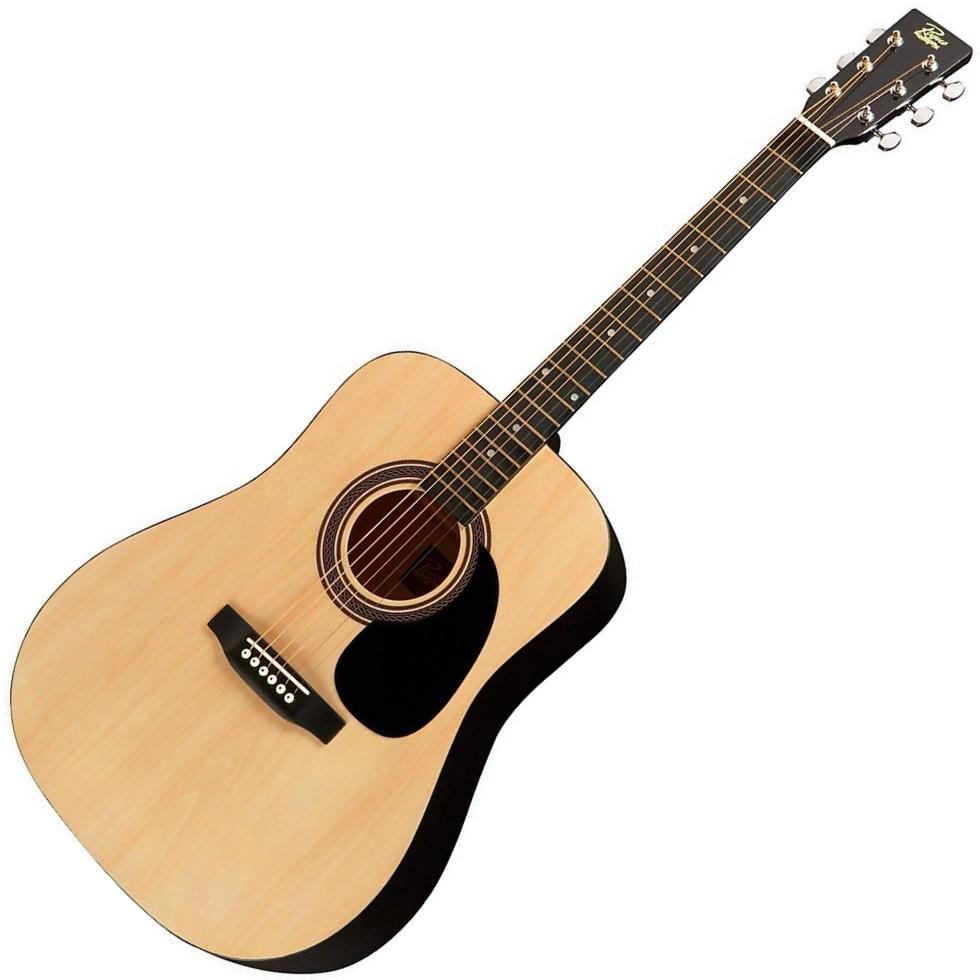 Rogue RA-090 6 String Acoustic Guitar
