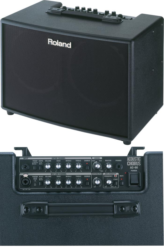 Roland AC-90 - front & top