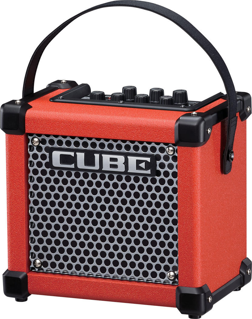 Roland Micro Cube GX Portable Guitar Modeling Amplifier 3W