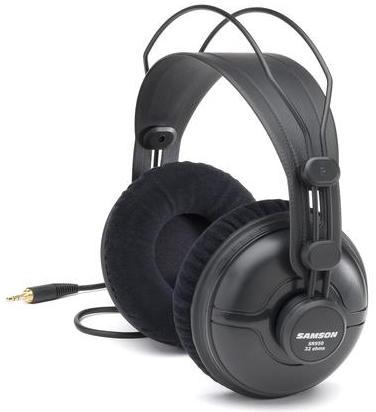 Samson SR950 Professional Closed-back Studio Headphones