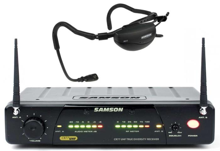 Samson AirLine 77 Headset Wireless Microphone System