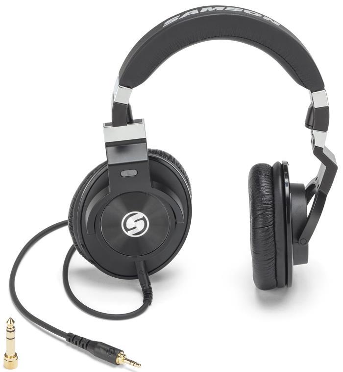 Samson Z45 Closed-Back Studio Headphones