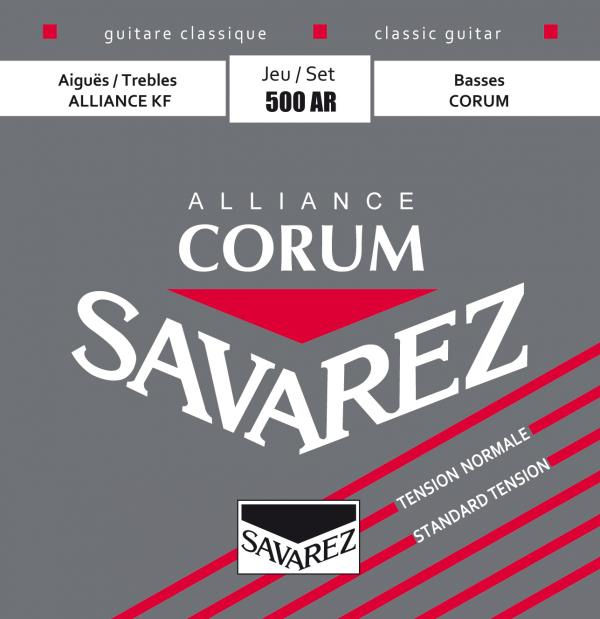 Savarez 500AR Classical Guitar Strings - Normal Tension