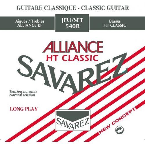 Savarez 540R Alliance Classical Guitar Strings