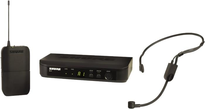 Shure BLX14/P31 Wireless Headset Microphone System