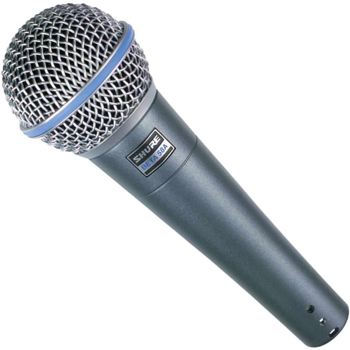 The Best Live Vocal Mics 40 To 1000 Nov 2018 Gearank Microphone Amplifier With Noise Suppression Shure Beta 58a