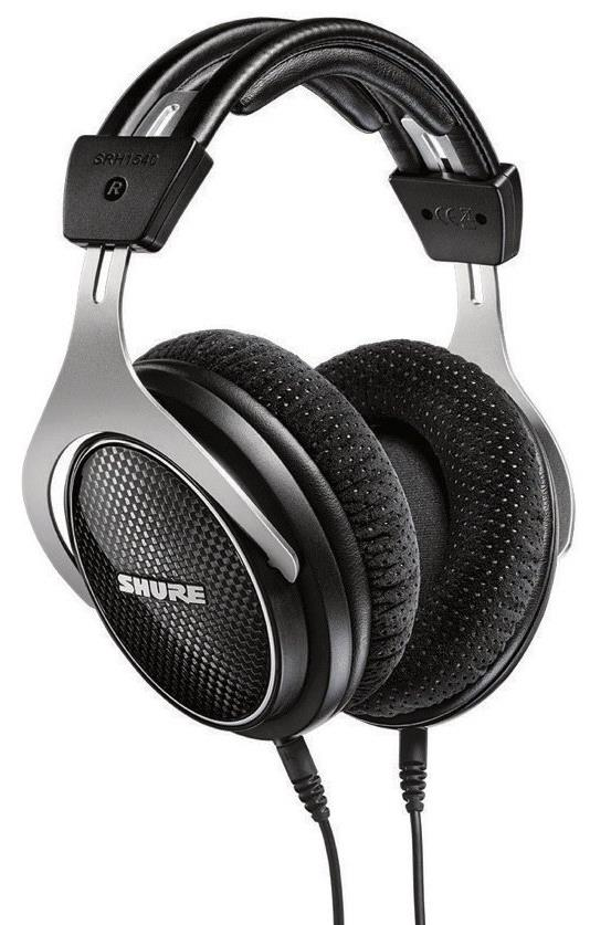 Shure SRH1540 Mastering & Studio Headphones - Closed-Back