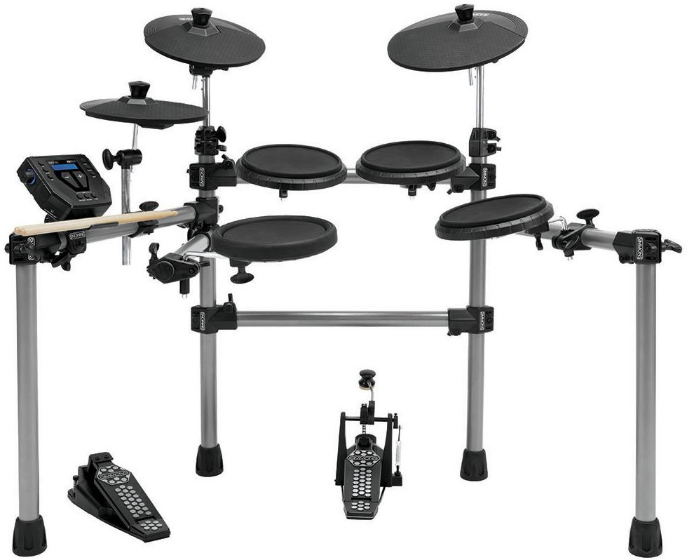 Simmons SD500KIT 5-Piece Electronic Drum Set