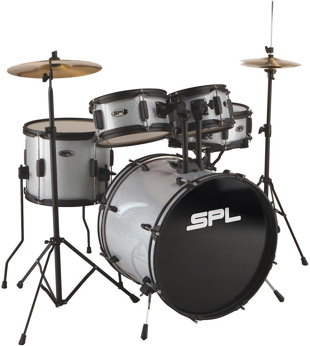Sound Percussion Labs D2518 Kicker Pro Junior 5-Piece Drum Set