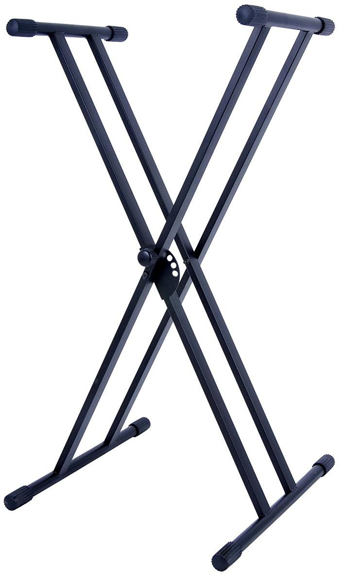 Stage Rocker SR524200 Double X Keyboard Stand