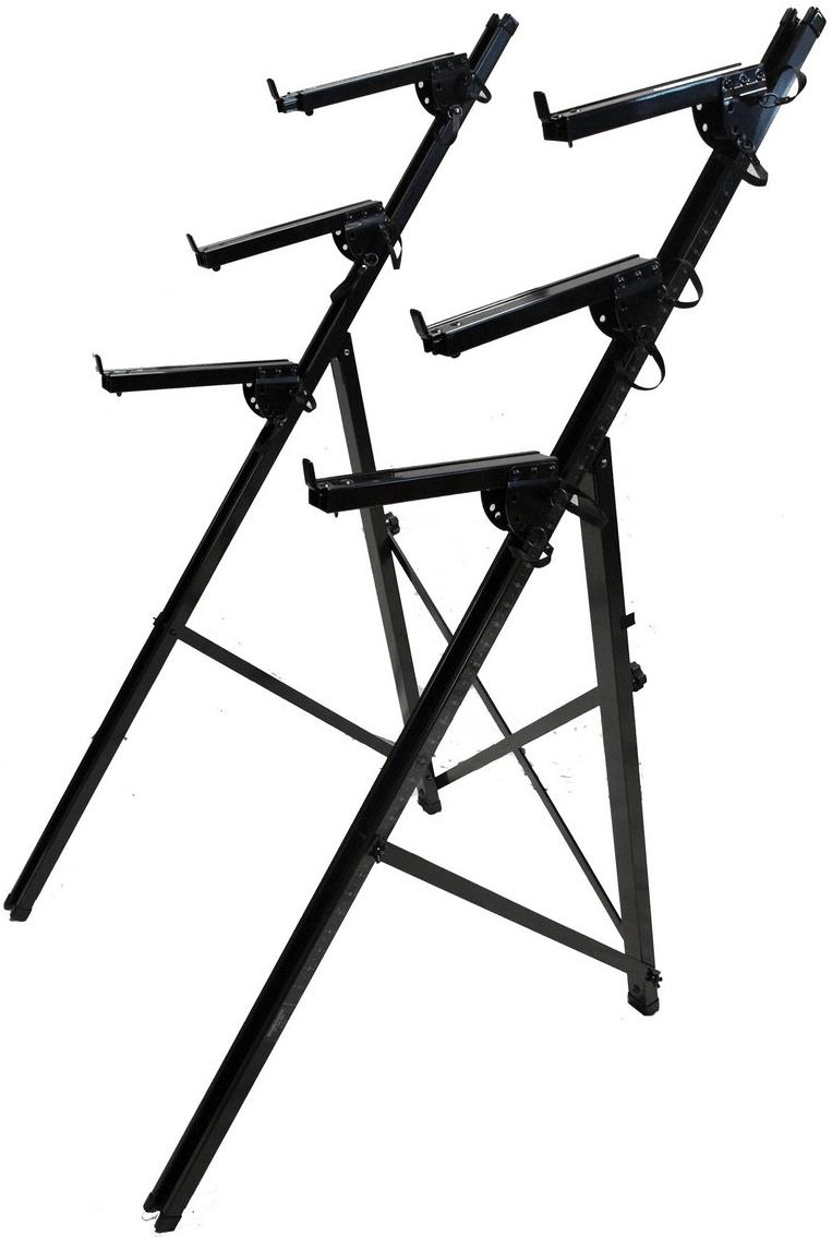 Keyboard Stand Designs: Amazon knox z style heavy duty adjustable ...