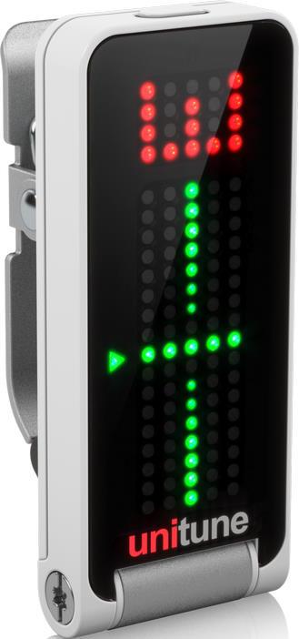 TC Electronic UniTune Clip Clip-on Chromatic Tuner
