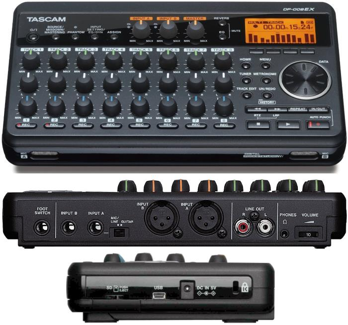 The Best Multitrack Recorders - Digital - 2019 | Gearank