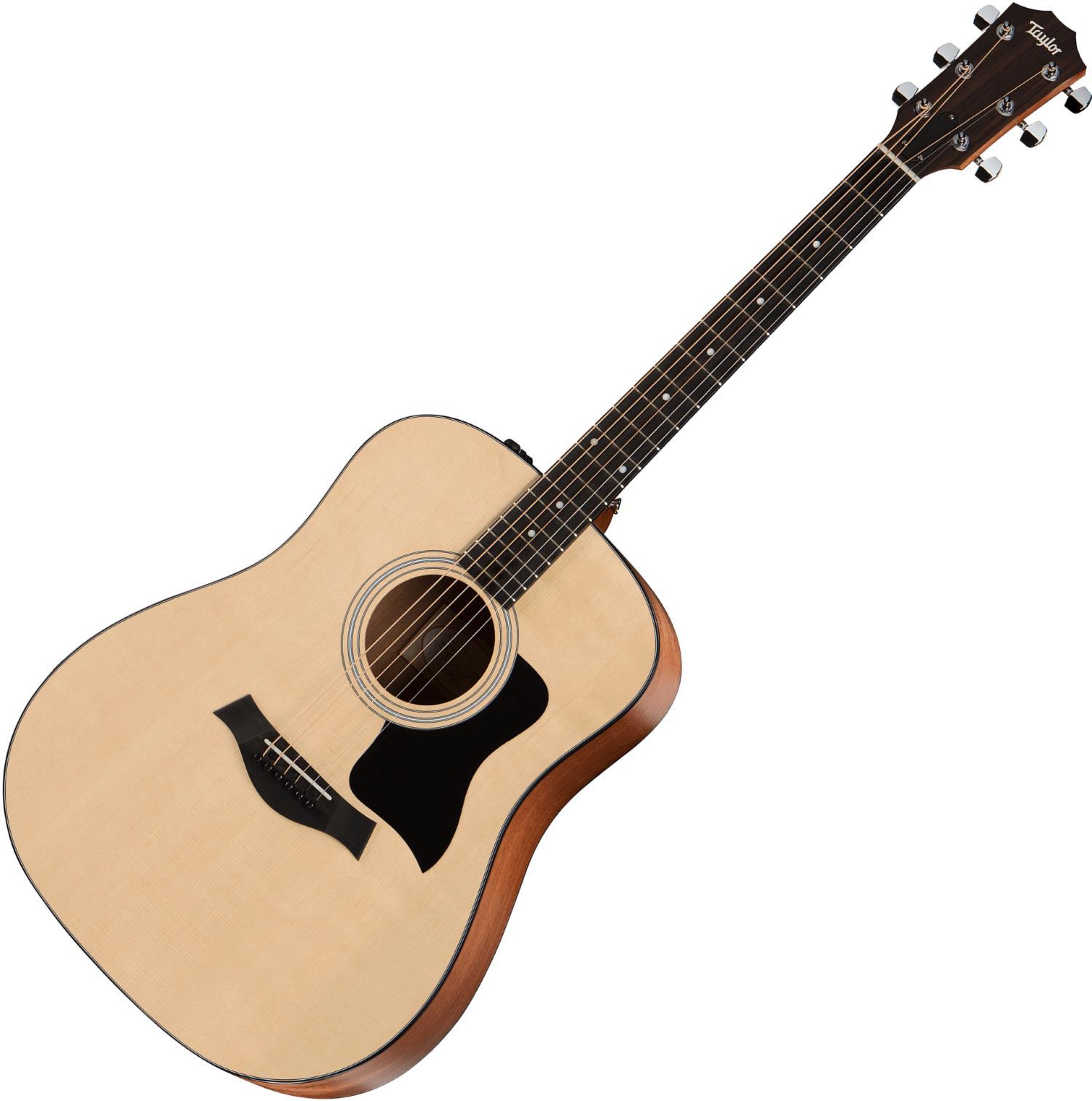 Taylor 110e Acoustic-Electric Guitar