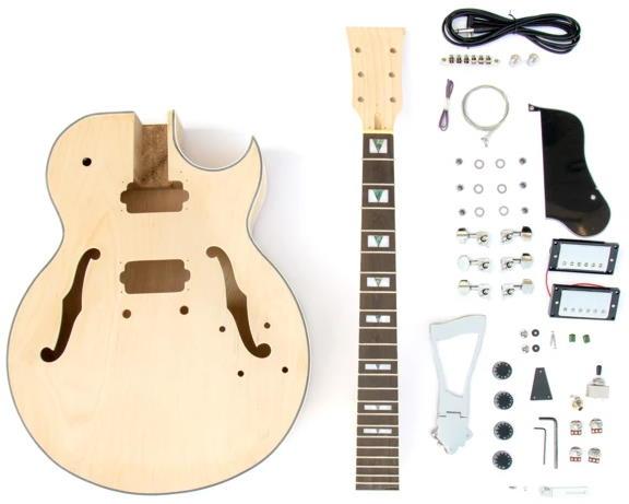 TheFretWire DIY Electric Guitar Kit 175