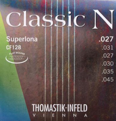 Thomastik CF128 N Series Nylon Guitar Strings