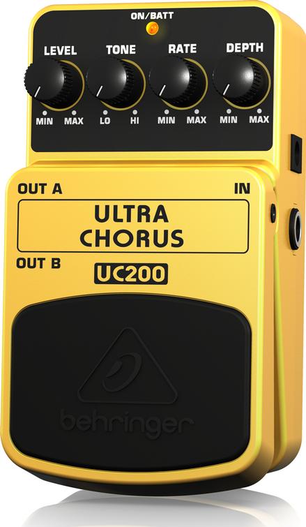 Behringer UC200 Ultra Chorus Pedal