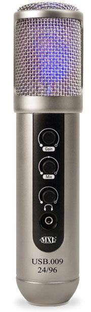 MXL USB.009 Condenser USB Microphone