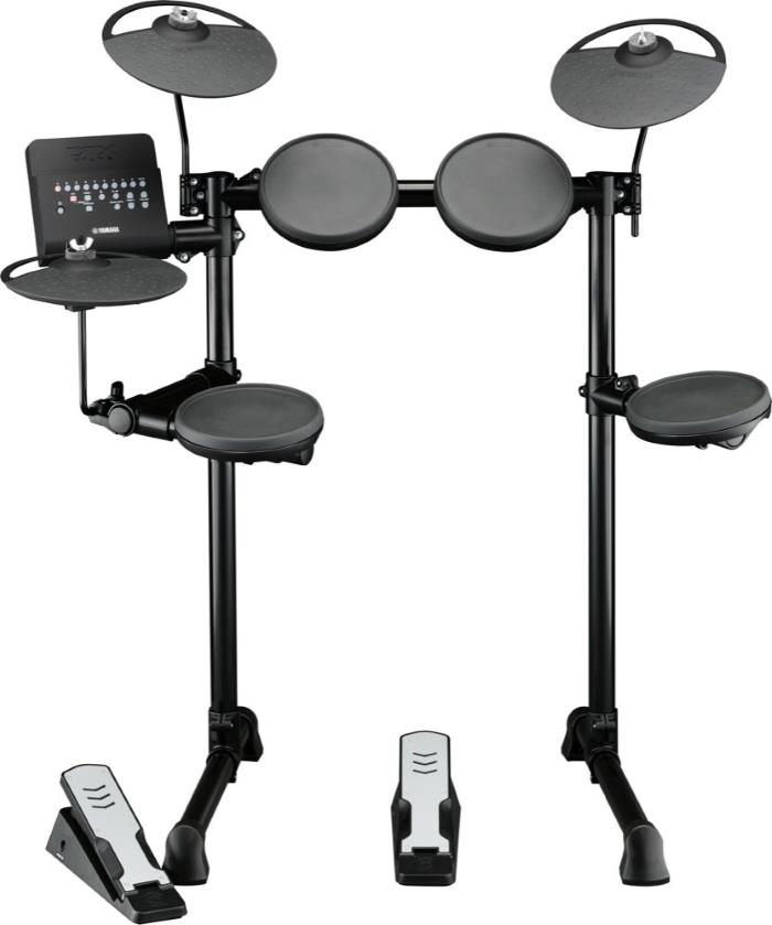 The best cheap electronic drum sets for beginners all under 500 yamaha dtx400k 5 piece electronic drum set solutioingenieria Images