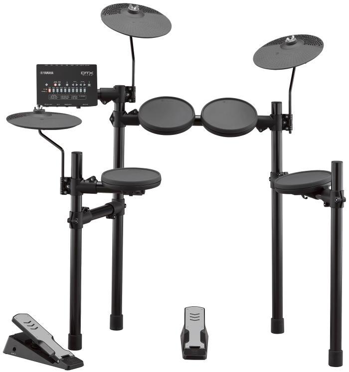 Yamaha DTX402K 5-Piece Electronic Drum Set