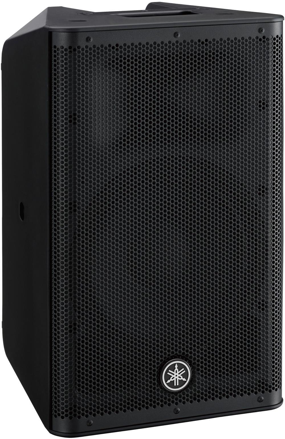 """Yamaha DXR10mkII 1100W 10"""" Powered PA Speaker"""