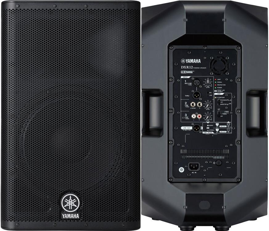 The Top 12 Best Powered PA Speakers - 2019 | Gearank