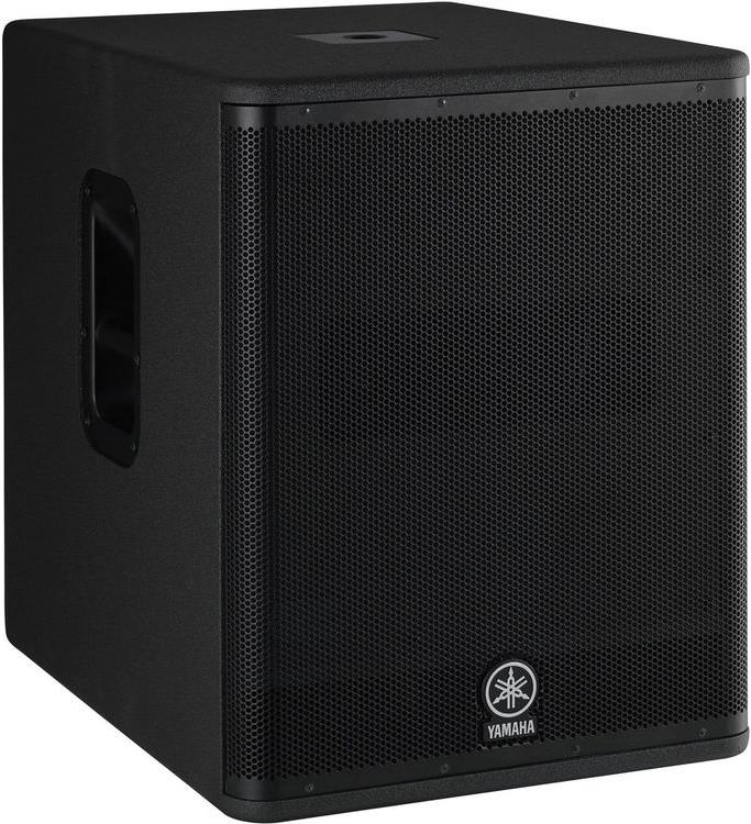 the best pa subwoofers powered passive gearank. Black Bedroom Furniture Sets. Home Design Ideas