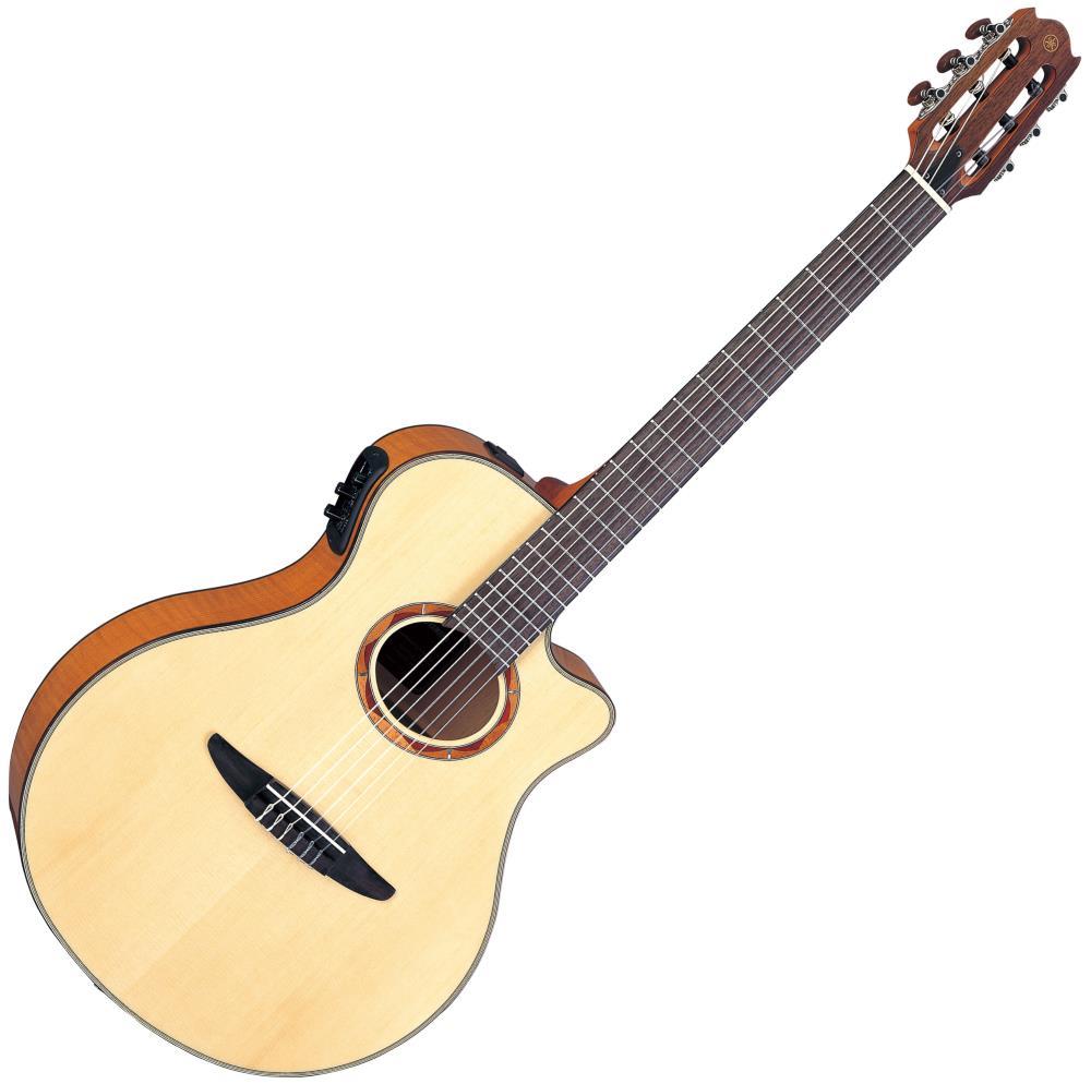 Yamaha NTX900FM Acoustic-Electric Nylon String Classical Guitar