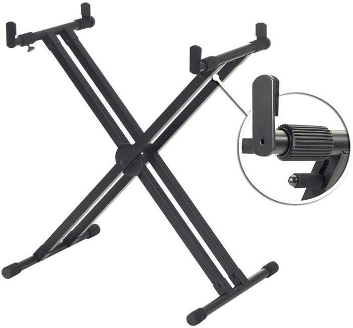 Yamaha YKA7500 Double X Keyboard Stand